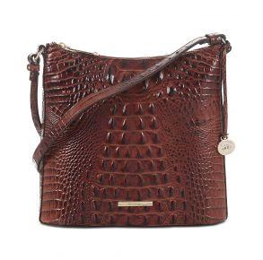 Brahmin Katie Crossbody Handbag Front View